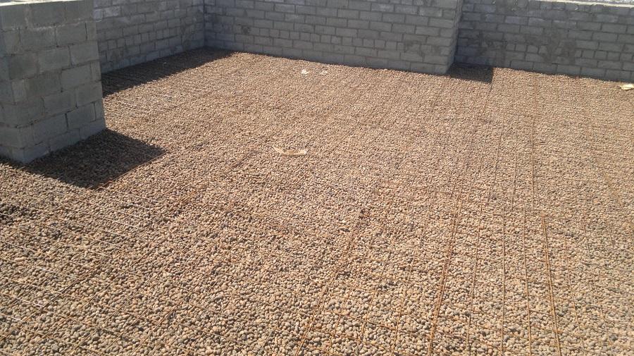 Кровлю керамзитобетоном определение коррозии бетона